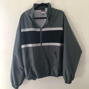 Champion jacket color block grandpa M-XL WMNS-XXL